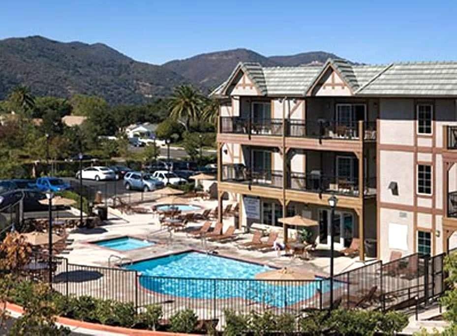 Solvang, CA, Studio #1 - Solvang - Apartment