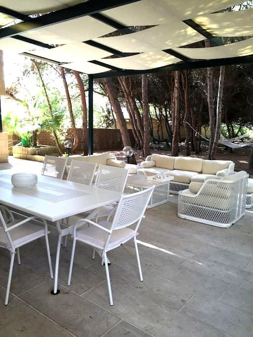 Garden Villa on the beach - Campomarino - Villa