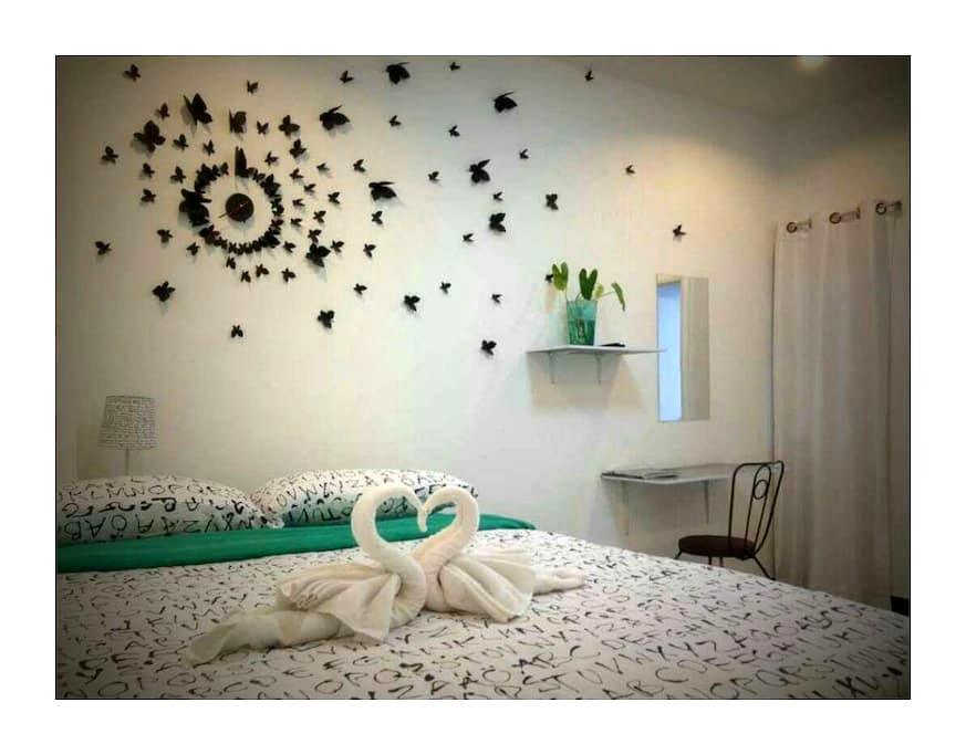 DIY decor feel like your own home - A. Maung