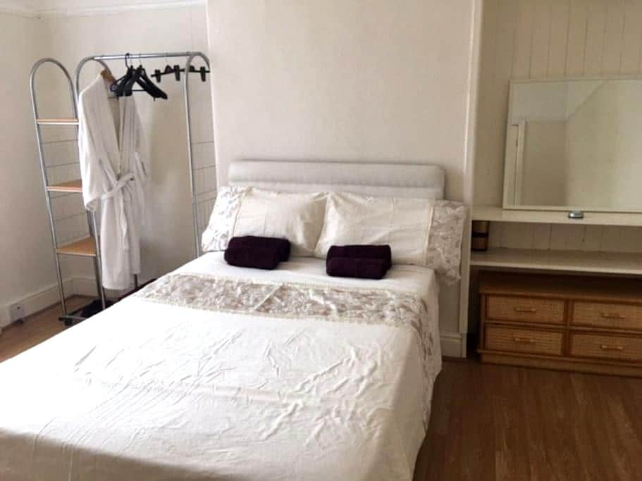 Luxury double room close to Liverpool city center - Liverpool - House
