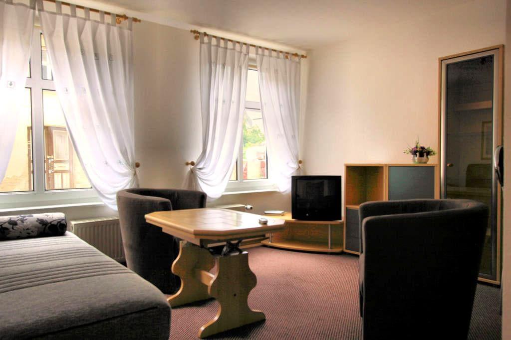 Wohnung 26m² in ruhiger Lage Bützow - Bützow - Lakás
