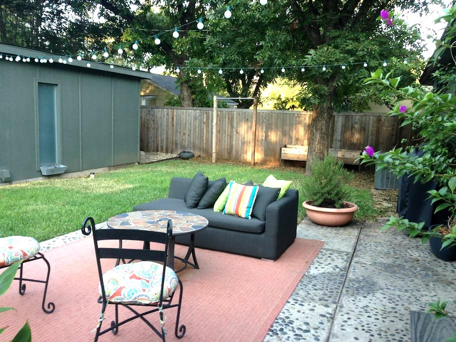 Adorable Private Guest House - Fort Worth - Talo