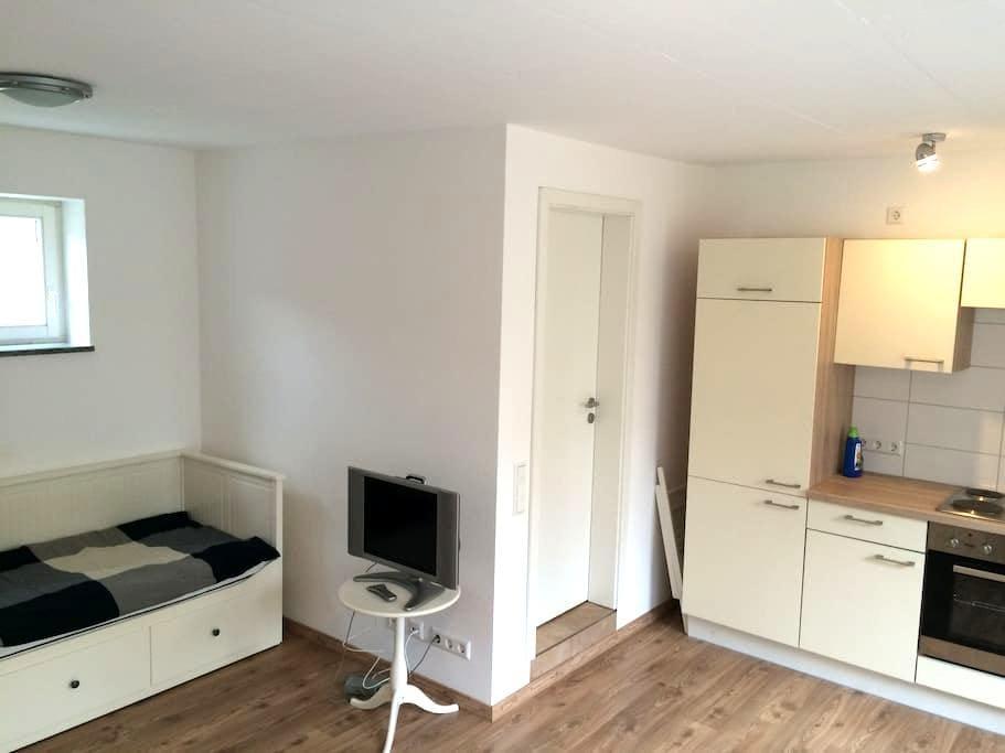 1 Zimmer-Wohnung - Meckenbeuren - Appartement