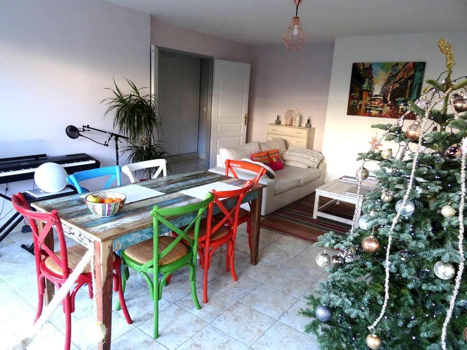 Appartement cosy proche Lille centre - 里爾