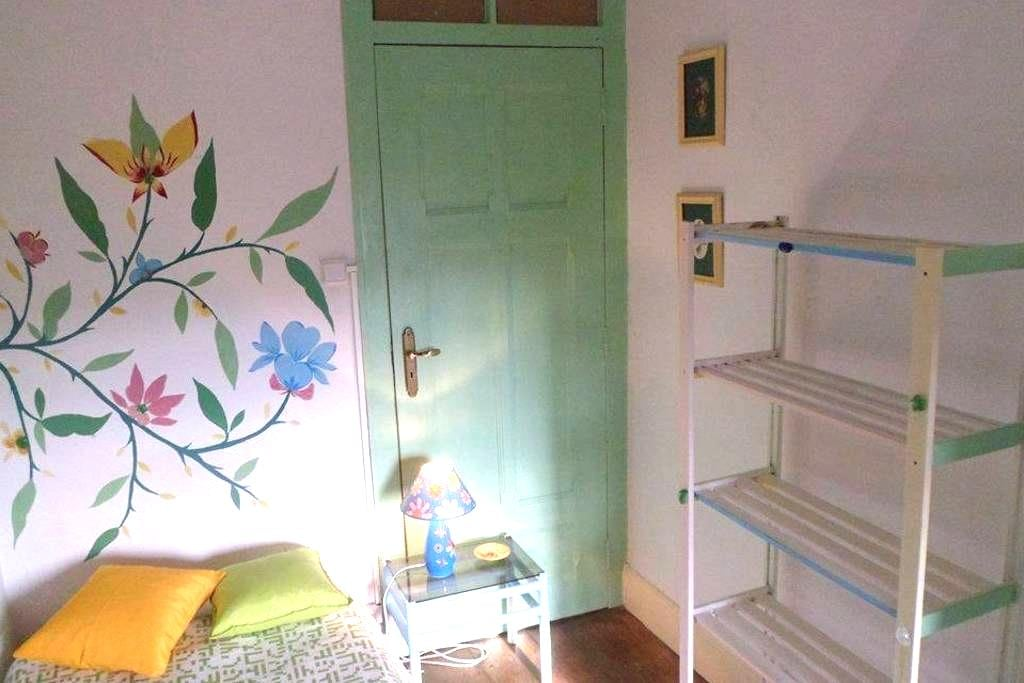 Room close to Praça da República - Coimbra - Rumah