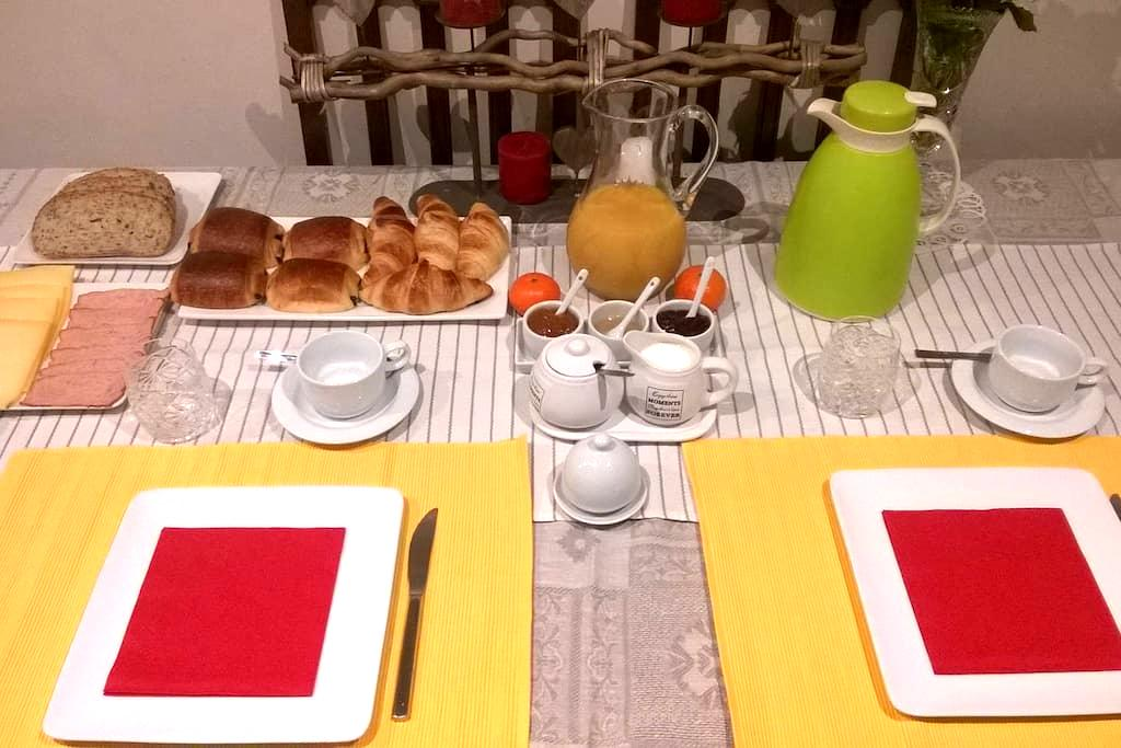 Room with Breakfast in Roeselare - Roeselare - Hus