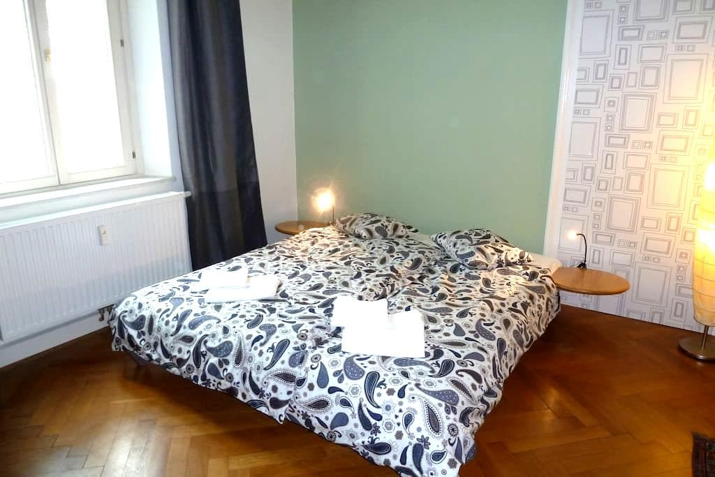Large room with panorama view - Innsbruck - Apartment