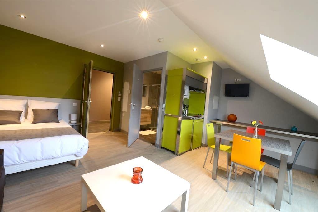 Studio 2 personnes - Saint-Flour - Apto. en complejo residencial