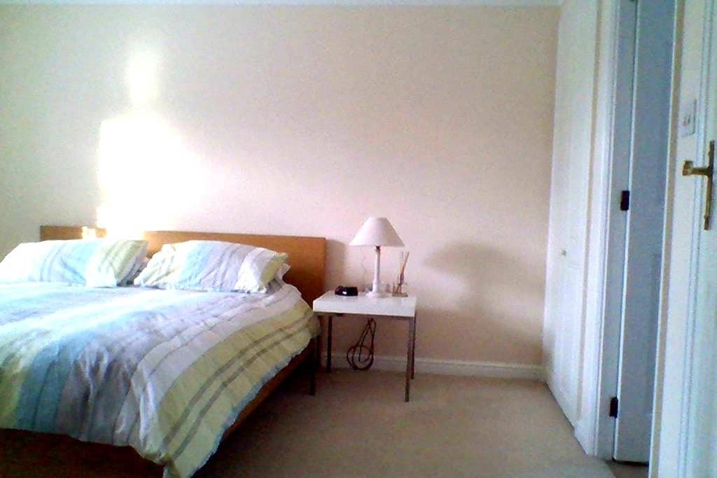 Fabulous Double Ensuite Room - Superhosts - Aylesbury