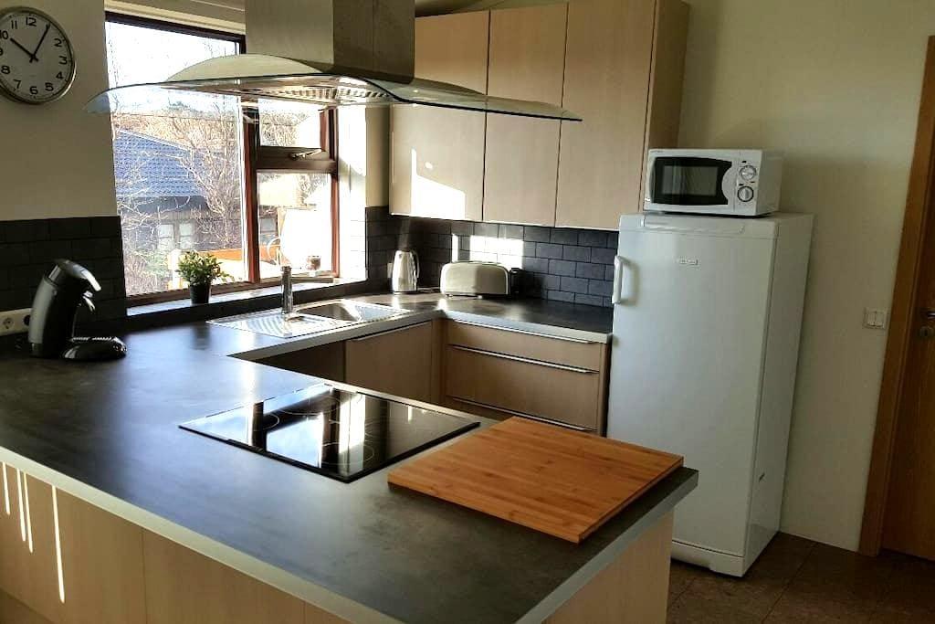 Modern 3 bedroom apartment - Stykkishólmur - Apartment
