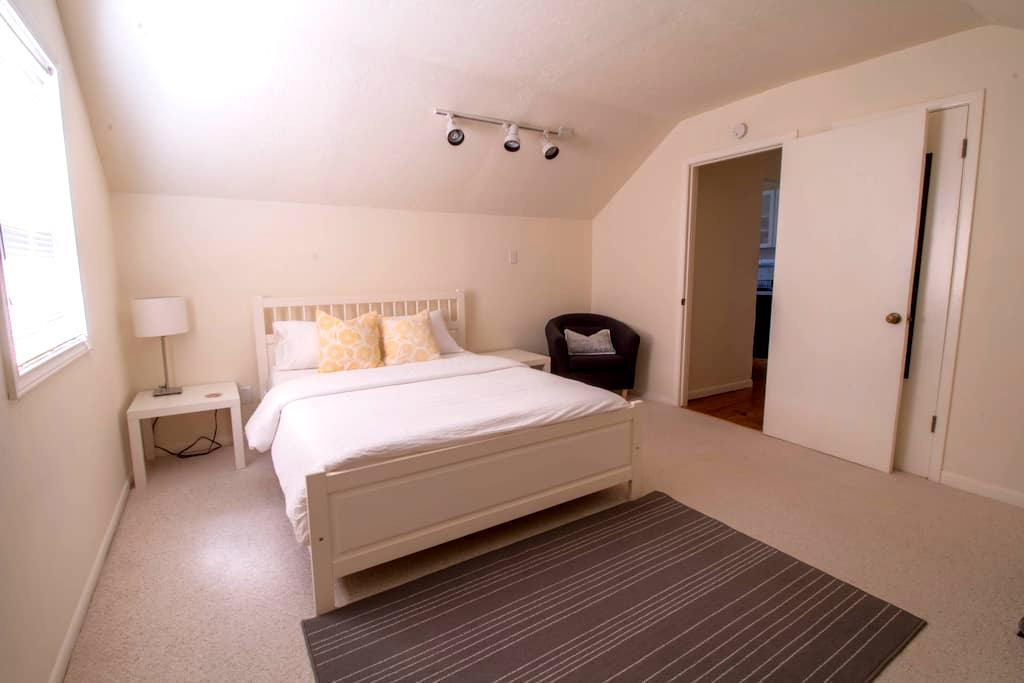 Quiet, Private Apartment in Spring - Spring - Hus