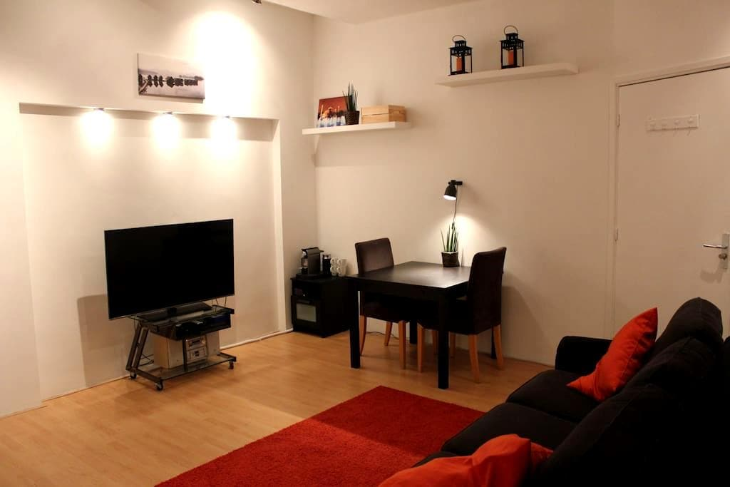Modern nice apartment in the city centre - Groningen - Byt
