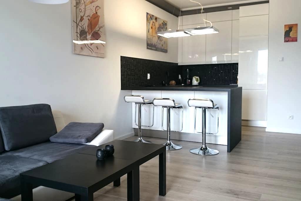 Nowoczesny apartament, Poznań - Poznań - Apartamento