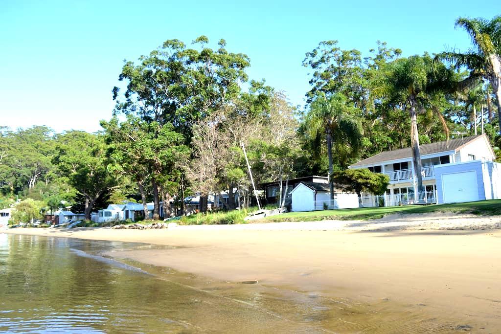 The Beach House - Dangar Island