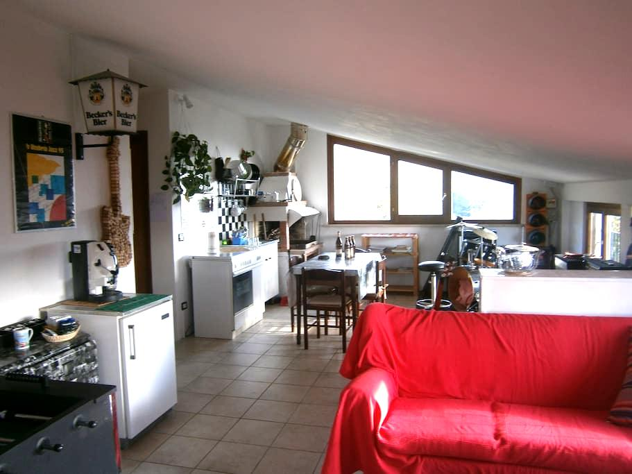 Mansarda Al Posto Bello - Perugia - Apartment