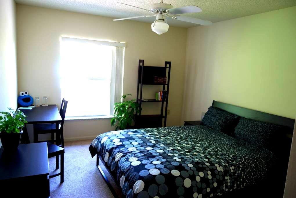 Charming Bed/Bath near UF - Gainesville - Apartemen