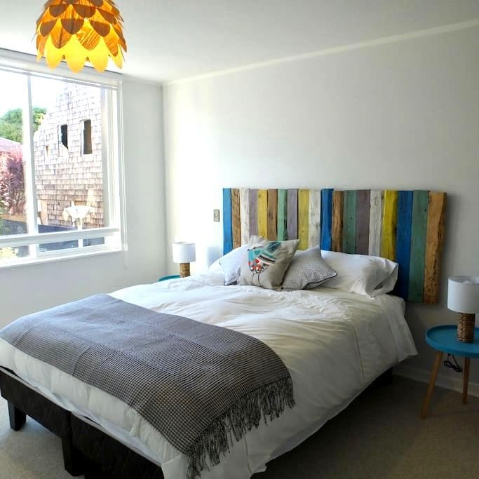 New & Personally Designed Apartment Close to Lake - Puerto Varas - Flat