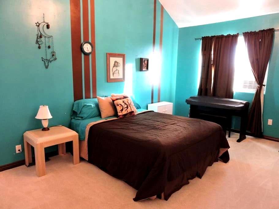Private Room 15 mins to Lake Powell - Kanab - Maison