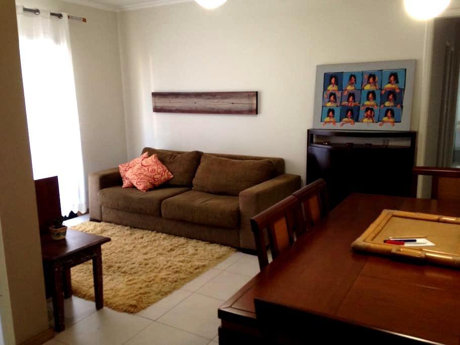 Apartamento completo região central - São Carlos - Lägenhet