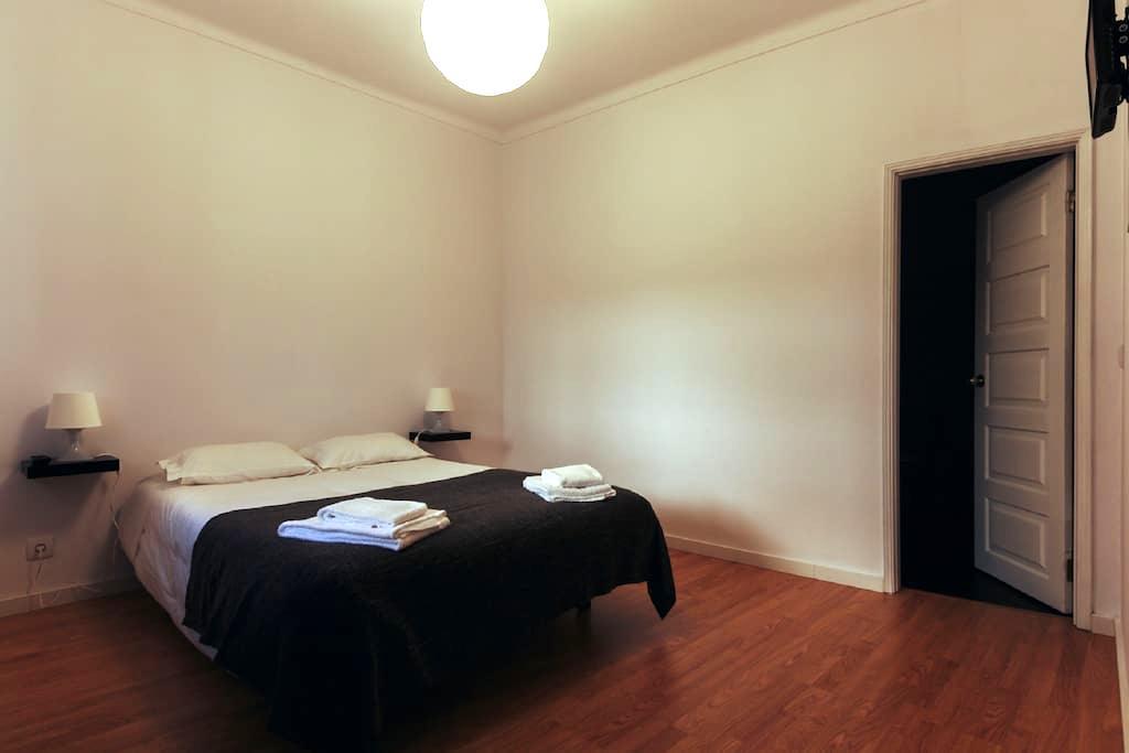 Quartos com e sem wc privativo - Cantanhede - Bed & Breakfast