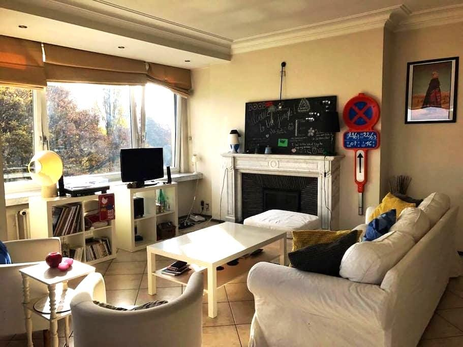 Rooftop appartement with a view, Montgomery/Merode - Woluwe-Saint-Lambert - Apartment