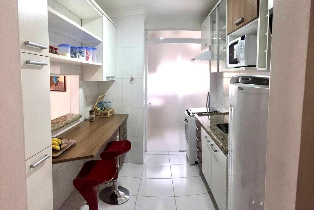 Guarulhos 2 quartos lindo apartamento - Centro - Lakás
