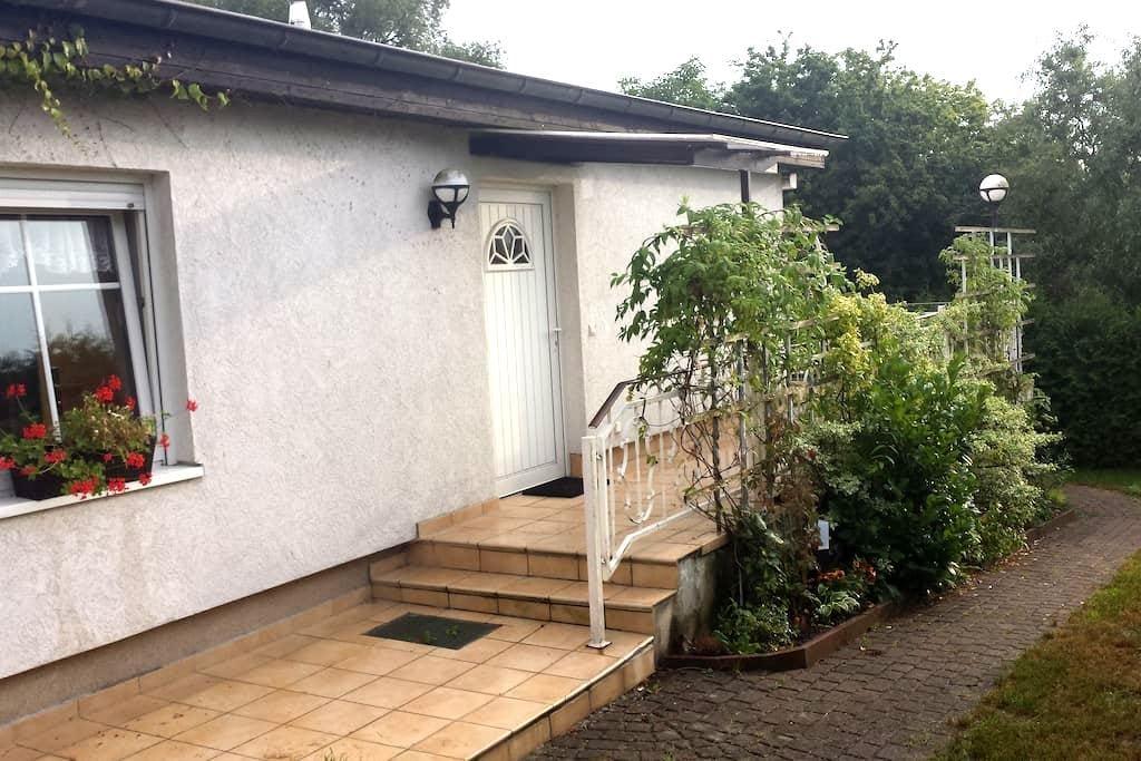 Romantische Auszeit in der Uckermark - Oberuckersee - Дом