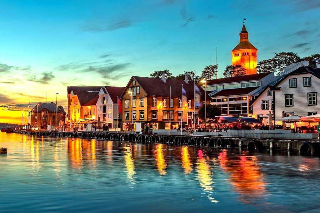 Nice apartment in Stavanger centre - Stavanger - Condominium
