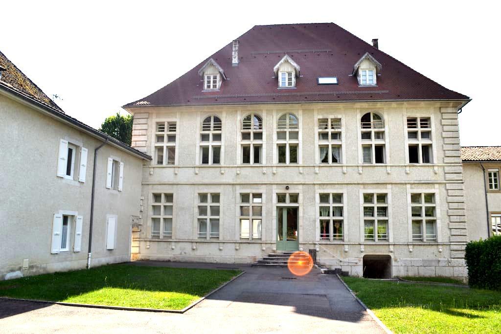 UN HAVRE DE PAIX - Coublevie - Apartment