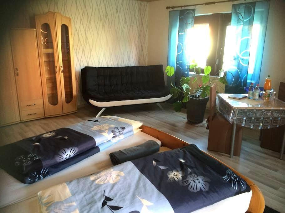 Zimmer zur ehemaligen Weinstube - Bietigheim-Bissingen - Apartament