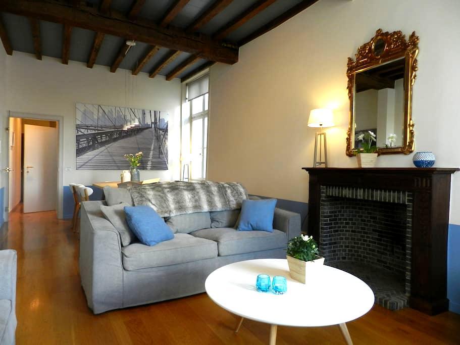 St- Anna - Bruges - Apartment