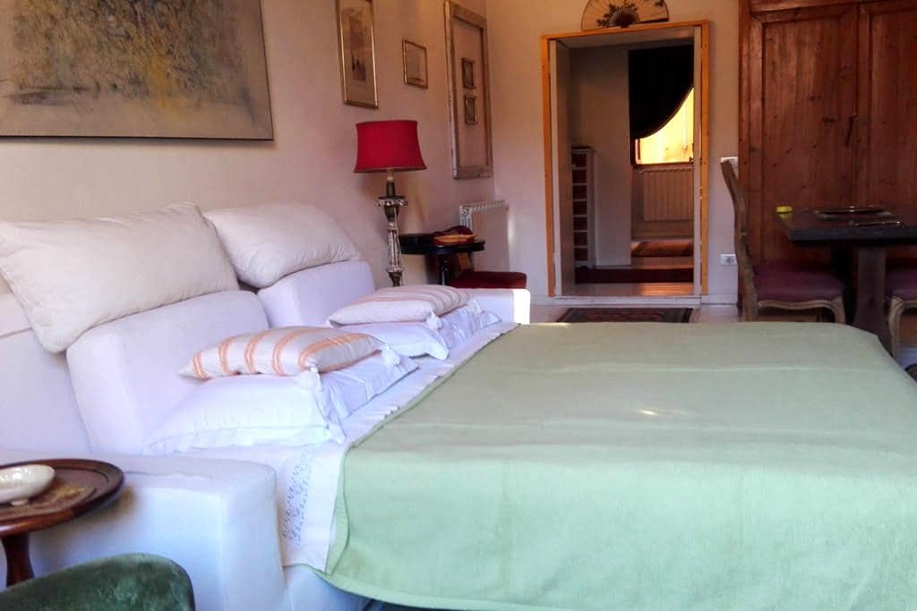 CAMPO DEI FIORI Large Room with breakfast Organic! - Roma - House