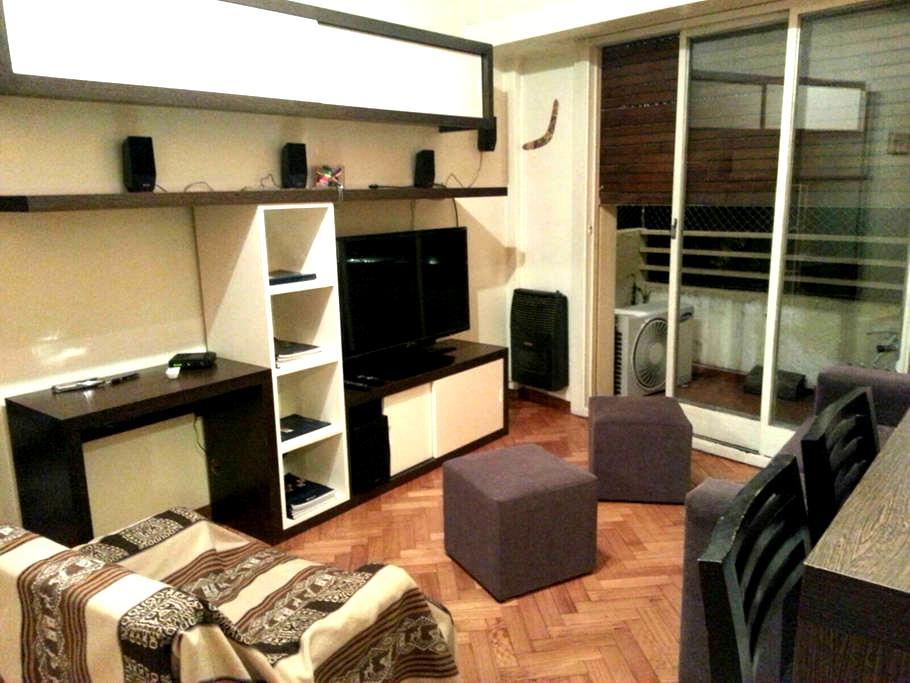 Departamento 60 m2, TODO EQUIPADO - Buenos Aires - Apartament