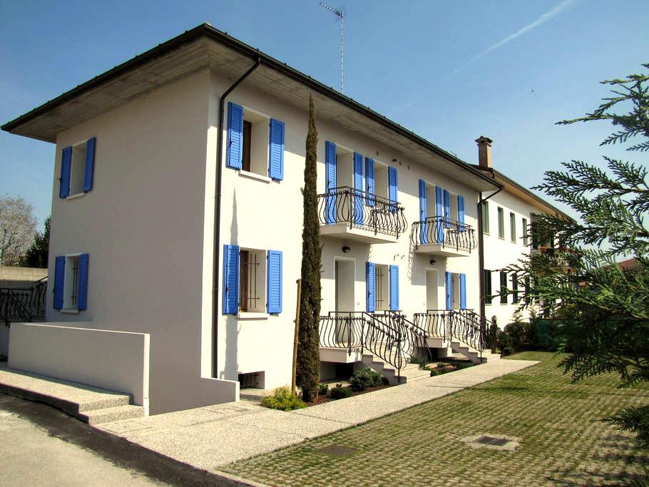 VG2/Art House apartment Pordenone - Porcia