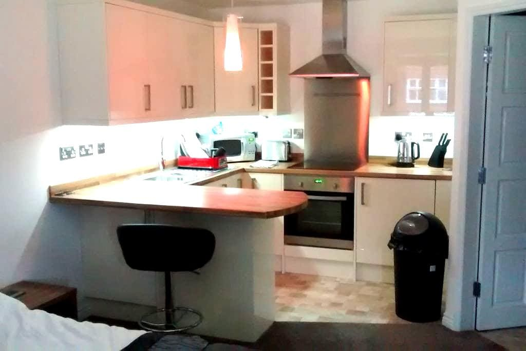 Luxury Self Contained Studio Apartment. - Seaton Carew - Appartement