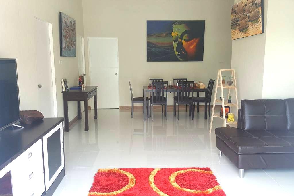 San Sai Sabai.  The comfy house. - Tambon San Sai Luang - Rumah