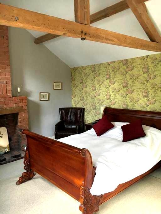 Luxury B & B -Double Room -sleeps 2 - Long Clawson