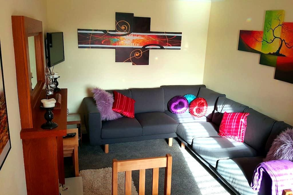 Lovely, Comfy Upper Cottage Flat - Dundee - Apartamento