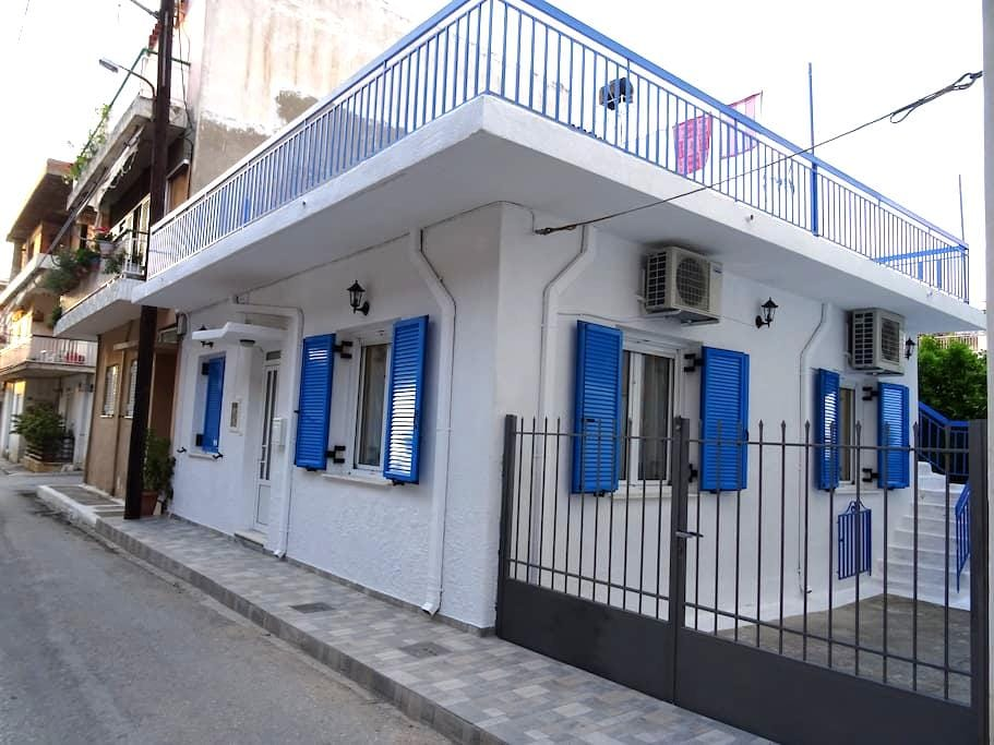 Lovely house in Patras close port - Patra - House