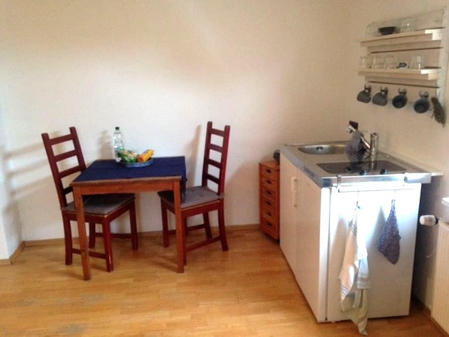 40qm Souterrain mit Miniküche + Bad - Gevelsberg - House