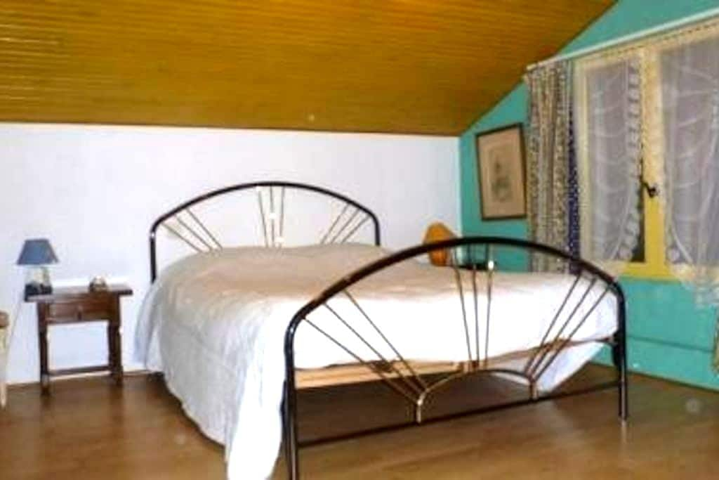 2 Chambres aux murmures du vent - Saint-Paul-les-Fonts - เกสต์เฮาส์