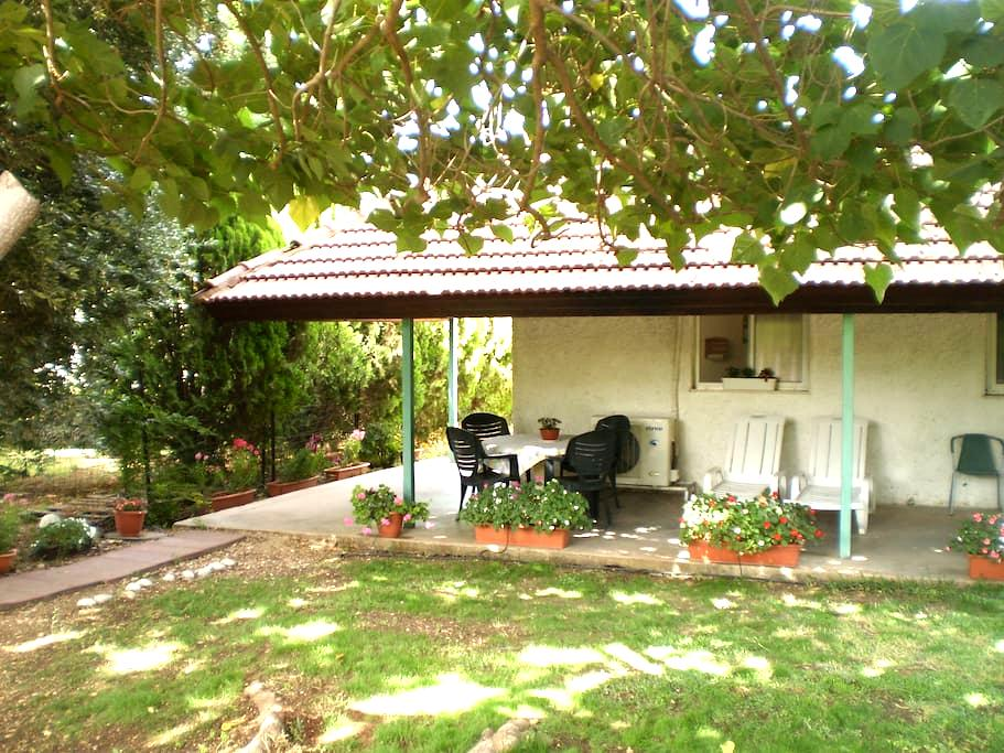 Cozy 2 Bed Room in Hula Valley - Yesud HaMa'ala