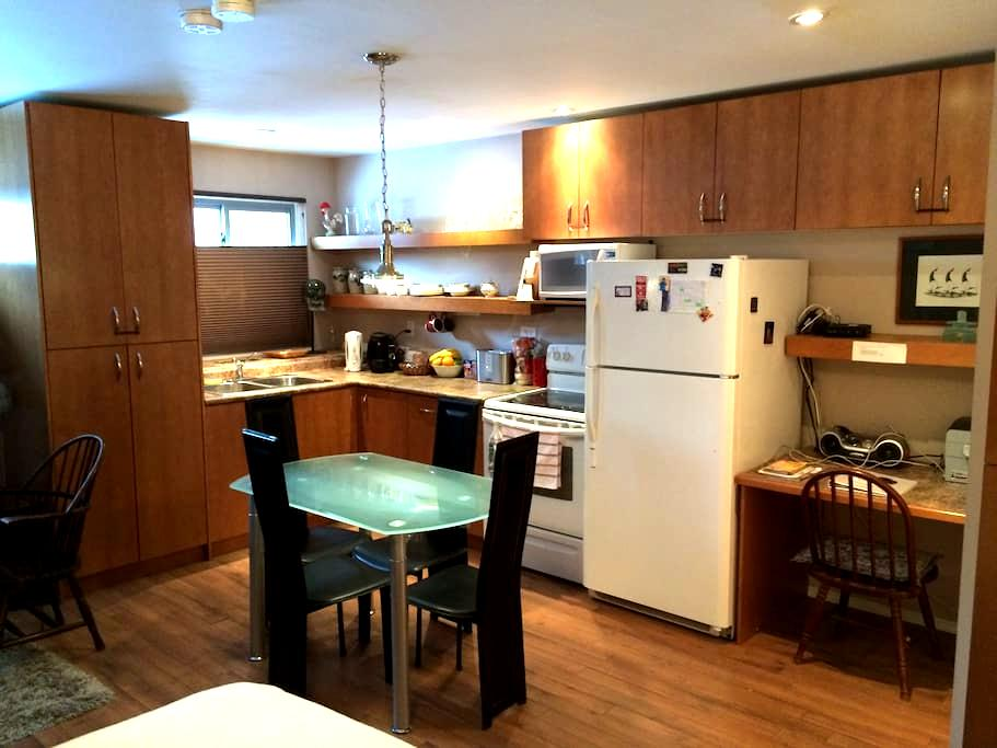Studio Apt. in Osborne Village - Winnipeg - Apartment