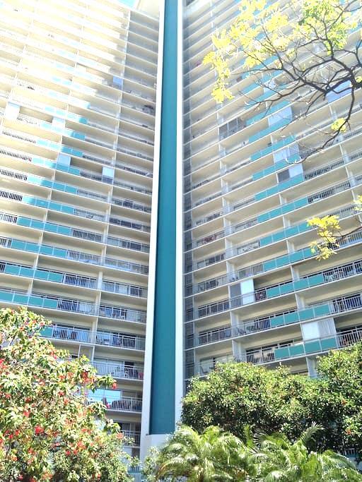 ICONIC ILIKAI-WAIKIKI LAGOON - Honolulu - Apartment