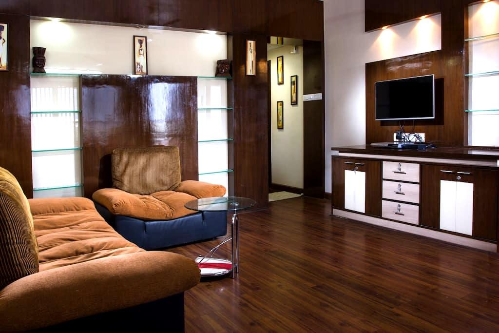 Modern apartment in the heart of Chennai - Chennai
