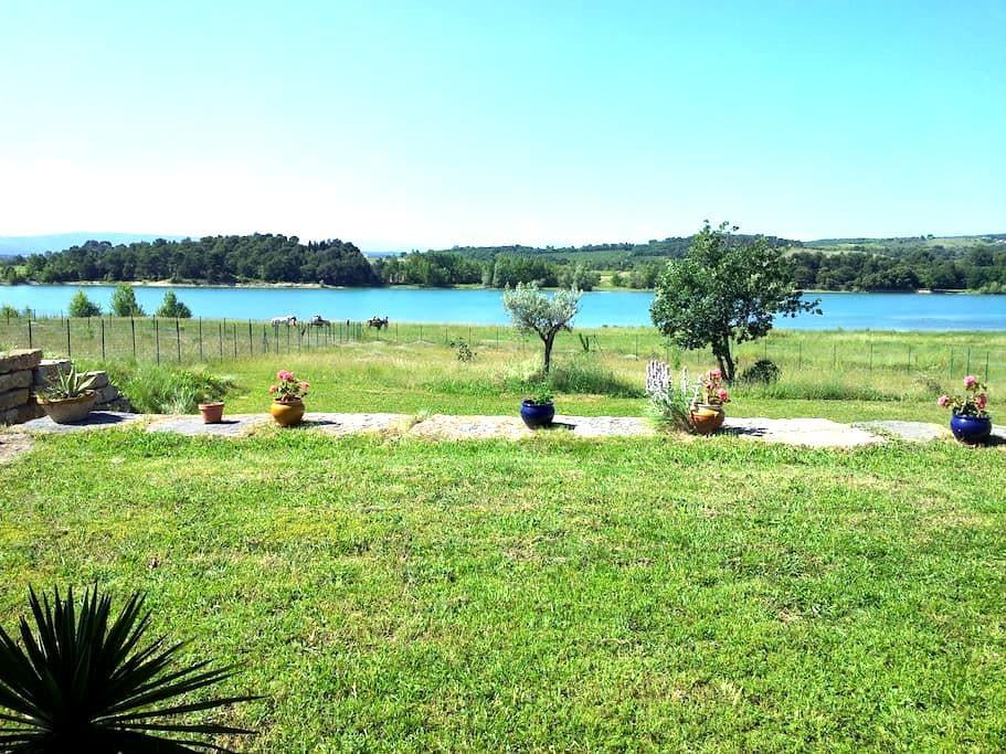 Lake, Nature-  4 P + BB -  Spa - カルカソンヌ - 一軒家