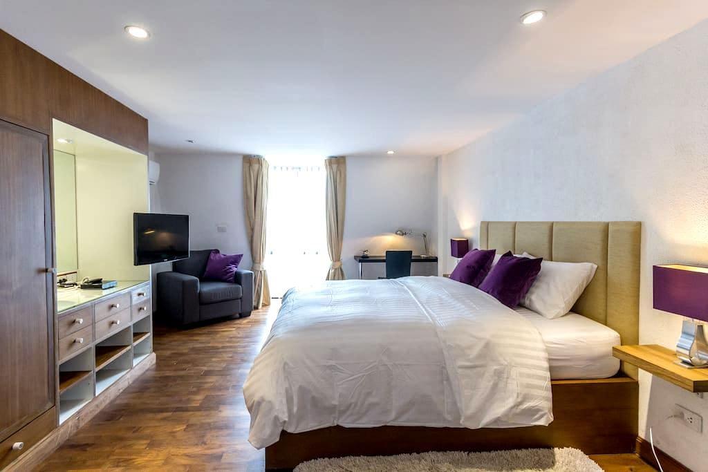 Dasiri Downtown Residence Unit 3 - Bangkok - Apartament