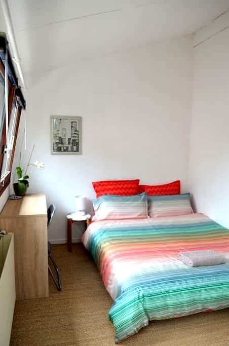 Chambre individuelle dans une maison près de Paris - Bagnolet - Ev