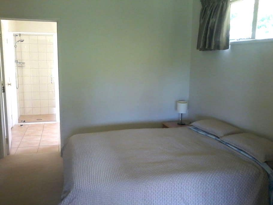 Executive room w/ Ensuite &Terrace - Kaikohe - Dom