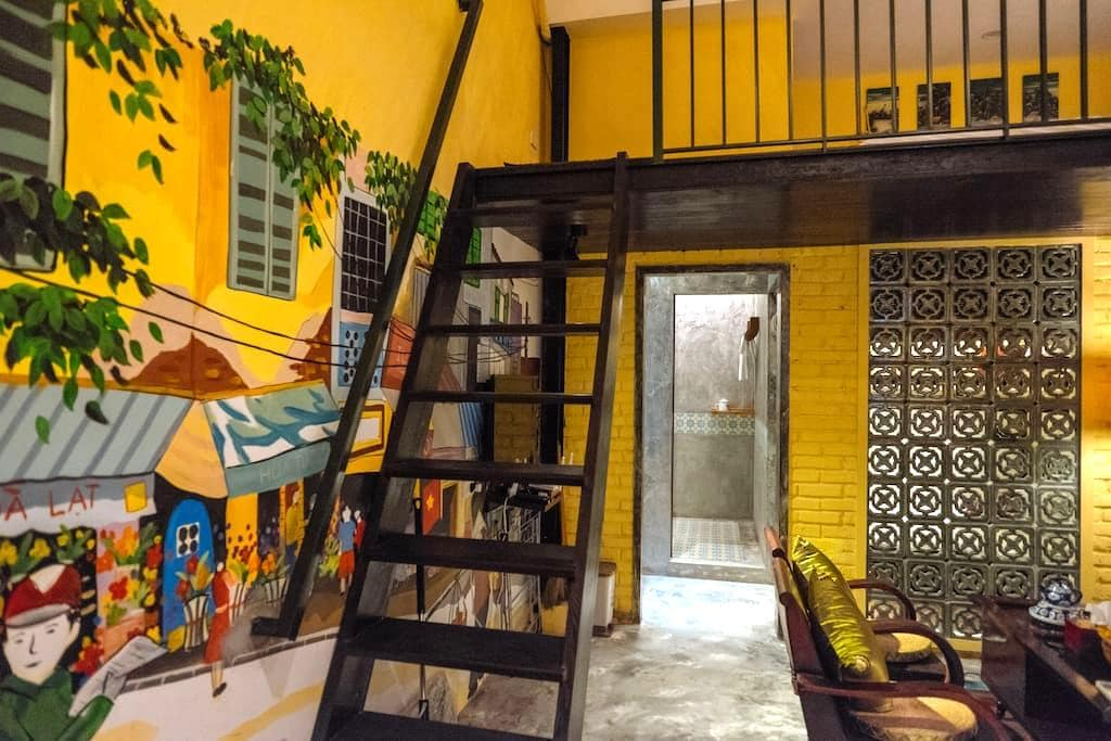 Hanoi Dreamy House - Only House in Old Town Area - Ha Noi - Huis